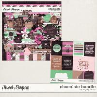 Chocolate Bundle by Sugary Fancy