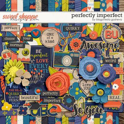 Perfectly Imperfect by Blagovesta Gosheva