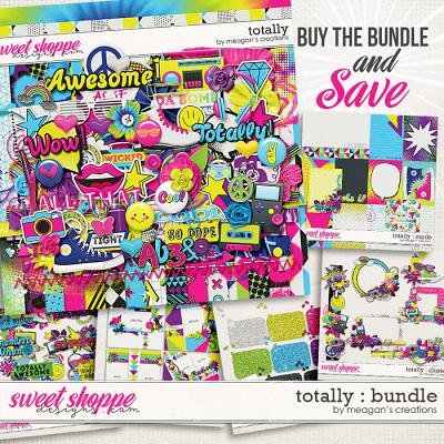 Totally : Collection Bundle by Meagan's Creations