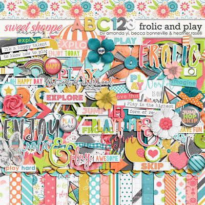 Frolic & Play by Amanda Yi, Becca Bonneville and Heather Roselli