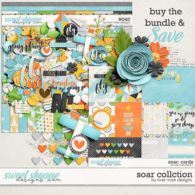 Soar Collection by River Rose Designs