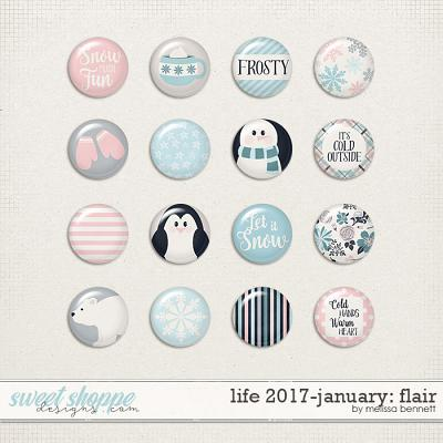 Life 2017-January Flair by Melissa Bennett