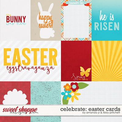 Celebrate : Easter : Cards by Amanda Yi & Libby Pritchett