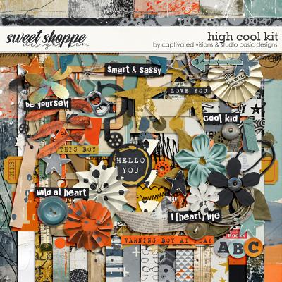 High Cool by Captivated Visions & Studio Basic Designs