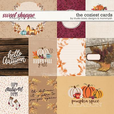 The Coziest Cards by Studio Basic and Mommyish