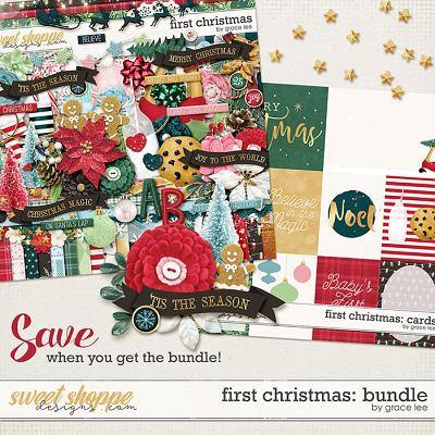 First Christmas: Bundle by Grace Lee