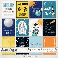 Play Among The Stars: Cards by Heather Roselli