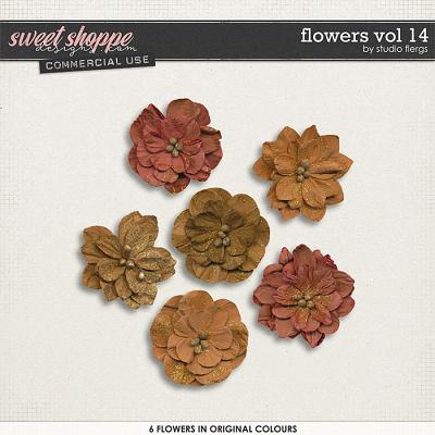 Flowers VOL 14 by Studio Flergs
