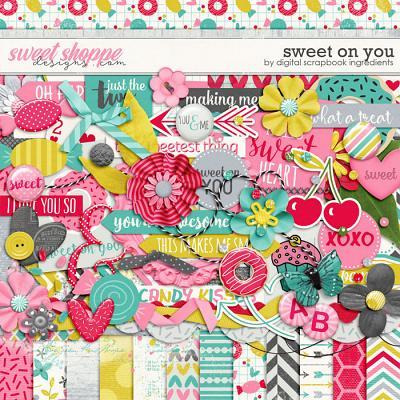 Sweet On You by Digital Scrapbook Ingredients