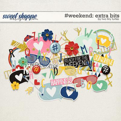 #weekend: Extra Bits by Two Tiny Turtles