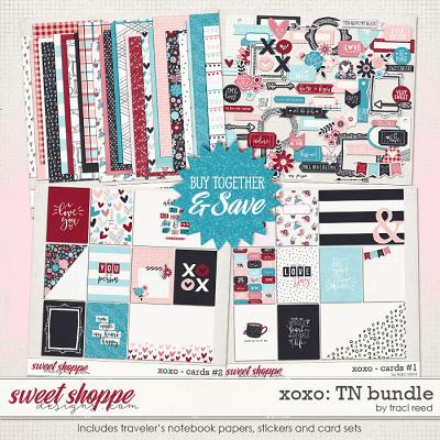 XOXO TN Collection by Traci Reed