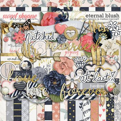 Eternal Blush by Dream Big Designs and Melissa Bennett *FWP*