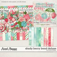 Shady Berry Bend Deluxe by Krystal Hartley