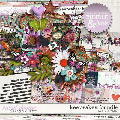 KEEPSAKES | BUNDLE by The Nifty Pixel