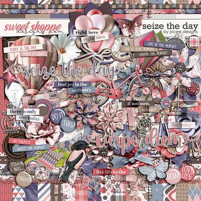Seize the Day Kit by JoCee Designs