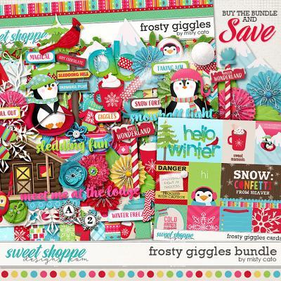 Frosty Giggles Bundle by Misty Cato