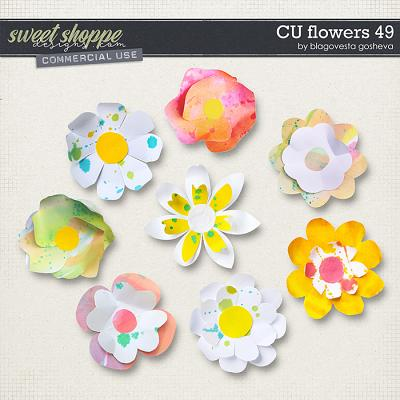 CU Flowers 49 by Blagovesta Gosheva