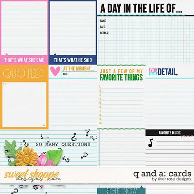 Q and A: Cards by River Rose Designs
