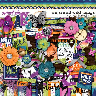 We Are All Wild Things by Amanda Yi & Misty Cato