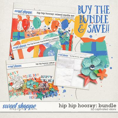 Hip Hip Hooray: Bundle by Captivated Visions