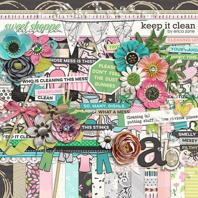 Keep it Clean by Erica Zane
