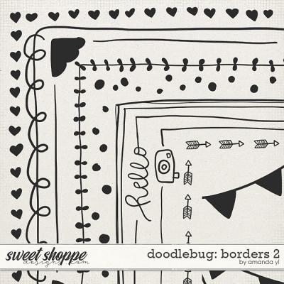 Doodlebug: Borders 2 by Amanda Yi