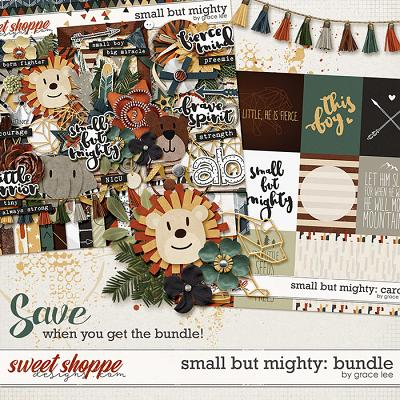 Small But Mighty: Bundle by Grace Lee
