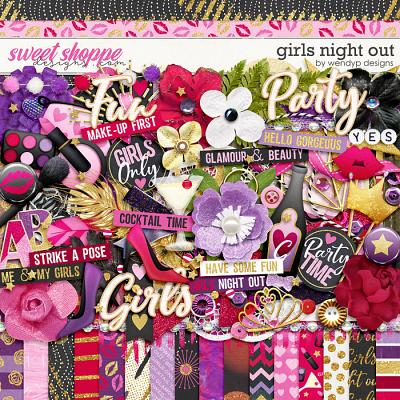 Girls night out by WendyP Designs