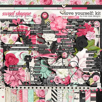 Love Yourself: kit by River Rose Designs