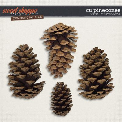 CU Pinecones by Clever Monkey Graphics