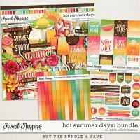 Hot Summer Days: Bundle by Kristin Cronin-Barrow