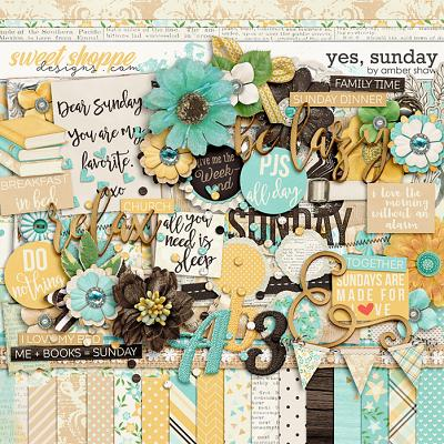 Yes, Sunday by Amber Shaw