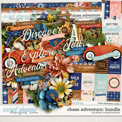 Chase Adventure: Bundle by Kristin Cronin-Barrow