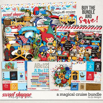 A Magical Cruise Bundle by LJS Designs