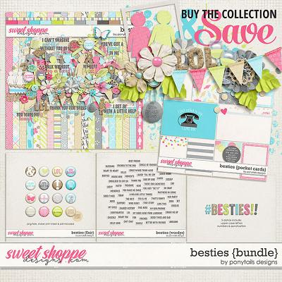 Besties Bundle by Ponytails