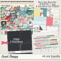 Oh Joy Bundle by Sugary Fancy