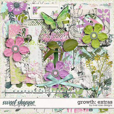Growth: Extras by River Rose Designs