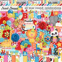 All Year Round: Celebrations by Jady Day Studio and Traci Reed