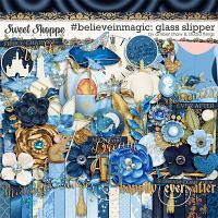 #believeinmagic: Glass Slipper by Amber Shaw & Studio Flergs