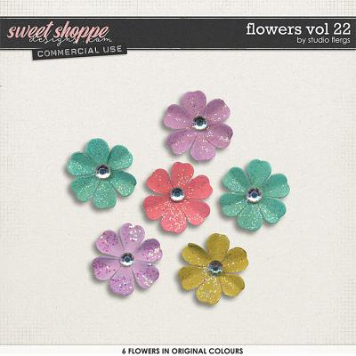 Flowers VOL 22 by Studio Flergs