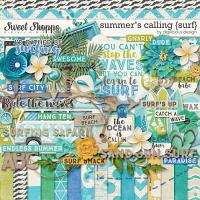 Summer's Calling {Surf} by Digilicious Design