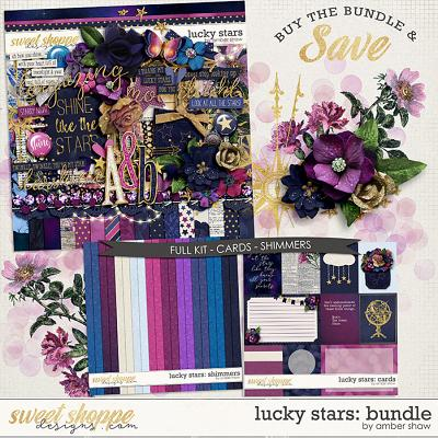 Lucky Stars: Bundle by Amber Shaw