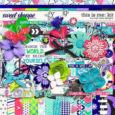 This is Me: Kit by River Rose Designs