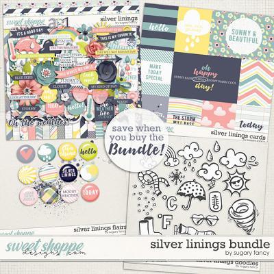 Silver Linings Bundle by Sugary Fancy