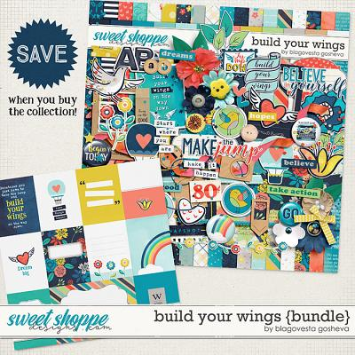 Build your wings {bundle} by Blagovesta Gosheva