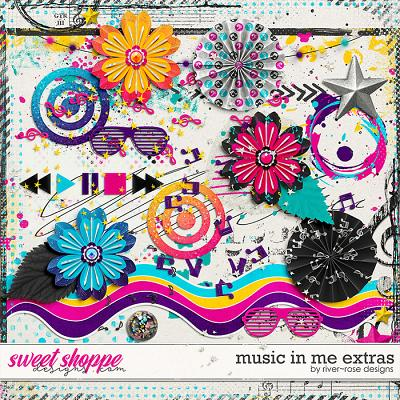 Music in Me Extras by River Rose Designs
