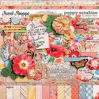 Poppy Sunshine by Amber Shaw