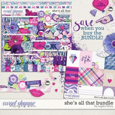 She's All That Bundle by Sugary Fancy