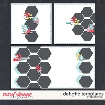 Delight: Templates by Janet Phillips
