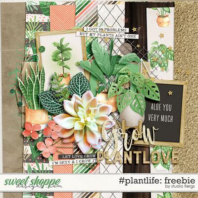 #plantlife *FREEBIE* by Studio Flergs